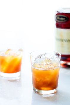 What is better than party season coinciding with the holidays? Nothing, except it gets better each year, especially as my boys get older and the Fruity Cocktails, Fall Cocktails, Cocktail Drinks, Alcoholic Drinks, Beverages, Apple Cocktails, Juice Drinks, Milk Shakes, Hennessy Drinks