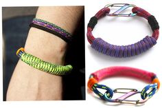 Cop These Proenza Schouler Look-Alike Camping Cord Bracelets