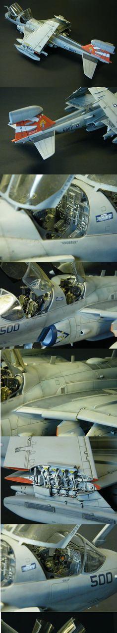 E/A-6B Prowler • Unknown scale