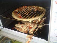 A MELHOR FORMA DE REQUENTAR UMA PIZZA