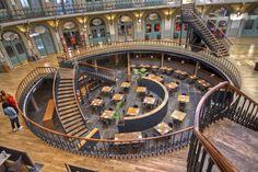 #Shopping center, Leeds (HDR)... Retail Architecture, Landscape Architecture, Shoping Mall, Atrium, Shopping Center, Retail Design, Leeds, Contents, Creative Design