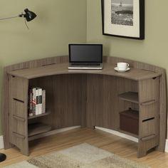 Legare Corner Desk - Desks at Hayneedle $468