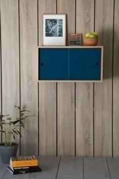 Bala storages by Kann, design Meghedi Simonian www.kanndesign.com #etagerefifties #etagerechene #fiftiesstorage