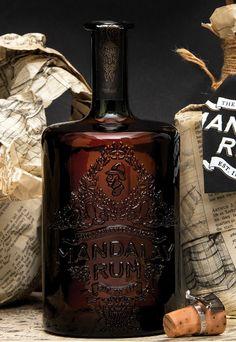 Mandalay Rum - The Governor's Choice