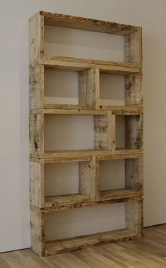 Awesome idea -- but in what world do they make pallets out of 1X's