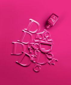 Dior nail enamel