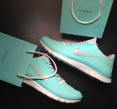 Share your love for running and your love for Tiffany...all at once!