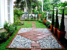 And more beautiful ideas for happy garden