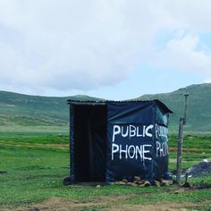 Lesotho Sani pass. 2300m height in the middle of nowhere just some small clay houses of the locals. It's ironic to find this Public phone spot just there.  #travel #travelgram #throwbackthursday #travelmemories #wanderlust #epic #photooftheday #imageoftheday #southafrica #lesotho #sanipass #amazingviews #globetrotter #aroundtheworld #mountain #mappafrica #africa #backtobasic (by brinkly83)