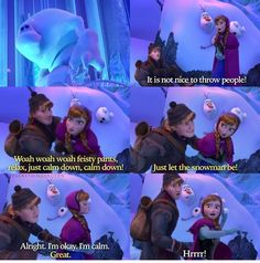 Anna and kristoff, what I love about Frozen, is that Disney made Anna JUST LIKE ME! From the beginning till the end. Anna is the best Disney And More, Disney Love, Disney Magic, Disney Stuff, Disney And Dreamworks, Disney Pixar, Walt Disney, Disney Couples, Frozen And Tangled