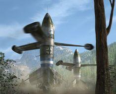 Gareth Hector's Focke-Wulf Fw Triebflugel