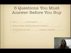 Watch This! BEFORE You Buy Another Product for Your Online Business
