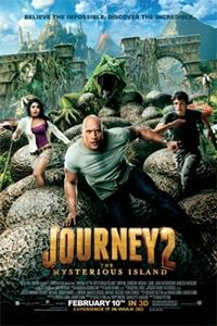 "Journey 2: The Mysterious Island (2012). Josh Hutcherson and Dwayne ""The Rock"" Johnson"