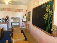 1st Grade Waldorf Classroom