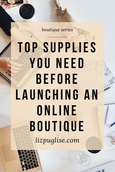 Learn from a boutique owner about all of the items you'll need before you can officially launch your own online boutique business Best Small Business Ideas, Small Business Plan, Start Up Business, Business Tips, Boutique Clothing, My Boutique, Starting An Online Boutique, Business Baby, Opening A Boutique