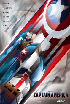thecoolsumist:  Captain America © Paramount Pictures, Marvel...