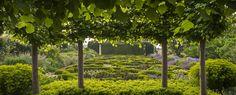 The gardens at Broughton Grange, Oxfordshire. Designer Tom Stuart-Smith, Thinking Outside the Boxwood