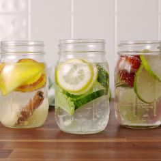 Glow Water - Detox drinks to cleanse Healthy Detox, Healthy Smoothies, Healthy Drinks, Smoothie Recipes, Healthy Snacks, Healthy Eating, Healthy Recipes, Easy Detox, Cleanse Recipes