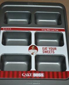 Cake Boss Bakeware