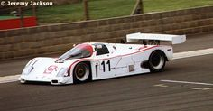 RSC Photo Gallery - World Sports Prototype Championship Silverstone 1990 - Porsche 962 no.11 - Racing Sports Cars
