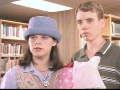 The Adventures of Shirley Holmes (TV series 1996-1999).  Shelley Duvall plays a librarian in this series, but obviously if you are going to be a detective, you need the library!