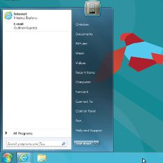 Add A Start Menu To Your Windows 8 Consumer Preview Installation With ViStart