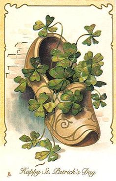 Vintage St. Patrick'