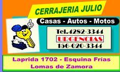 CERRAJERIAS DEL AUTOMOTOR - AutoGuiaWeb