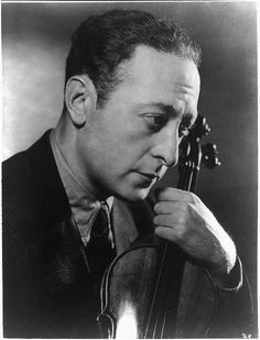 Jascha Heifetz 1901 1987