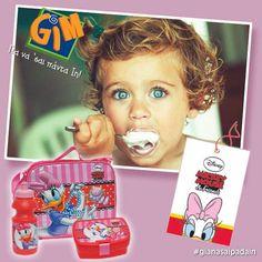 Σετ παγούρι, δοχείο φαγητού, τσαντάκι Daisy από τη GIM! Μεγάλη ποικιλία σε παγούρια και δοχεία φαγητού θα δείτε εδώ (σελ. 4-16) ->  http://gimsa.gr/images/catalogues/gifts-2015.pdf www.gimsa.gr #gimsa #gianasaipadain