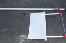 The Snow Ripper Rip Snow From Your Roof In Minutes 1 2 Snow Rake 1 2 Ripper Cutter Snow Rake Roof Snow Removal