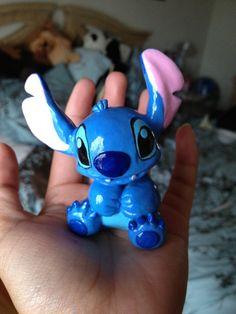 Polymer Clay Stitch by Shorti354