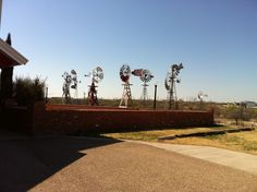 The Windmill Museum in Lubbock, TX