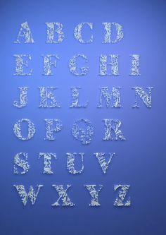 Paper. L'alfabeto tipografico di Dan Hoopert -