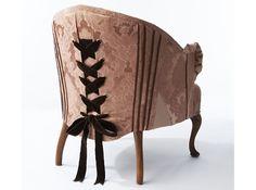 I'm lovin' the corset chair