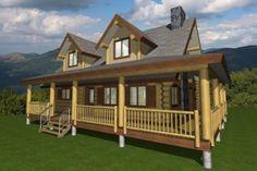 Cottage building plan: Sitka Plan 82