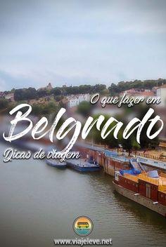 Belgrado foi daquelas surpresas durante a viagem. Na verdade ela nem estava no roteiro do último mochilão que fizemos pela Europa em 2015, mas acabou entrando por causa de uma mudança de datas no voo.