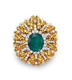 HARRY WINSTON BROOCHES | ... BROOCH, BY HARRY WINSTON | Jewelry Auction | Jewelry, brooch