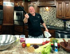 The Boss Chef Bruce