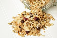 Muskoka Maple Granola - Seasons and Suppers