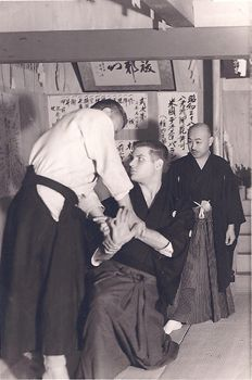 This story recalls Mr. Palumbo's Shihan training at the Honbu Dojo Hakkoryu Jujutsu in Japan.