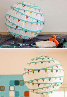 DIY Paper Lantern Jack Ou0027 Lanterns, Diwali Lantern