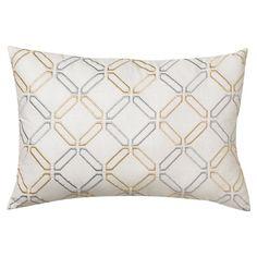 Nostalgia Home Stanton Stripe 14 x 20 in. Decorative Pillow - 1C11506