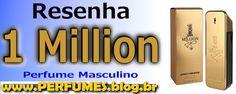 (Resenha de Perfumes) Paco Rabanne 1 million masculino Preço  http://perfumes.blog.br/resenha-de-perfumes-paco-rabanne-1million-masculino-preco