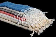 Turkish Towel Wrap Organic Linen & Cotton by Peshtemalist on Etsy