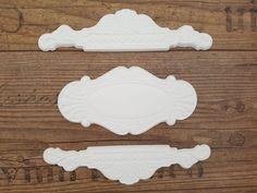 Ornamente-Set Nr. 194 3-teiliges Set  € 16 Ca.23x26cm Cookie Cutters