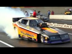 2013 Cavalcade of Funny Cars Geezers Reunion Maple Grove Nitro Funny Cars Q1 Nostalgia Drag Racing - YouTube