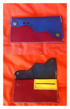 soft Italian leather handmade tobacco pouch...  £24
