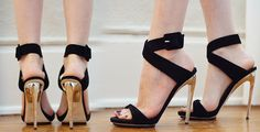 Sexiest strappy heels ive ever seen! <3 Giuseppe-Zanotti-Spring-2013-sandal