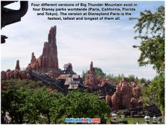 Secrets of Disneyland Paris: Big Thunder Mountain